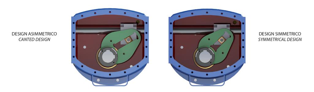 Actuador pneumático de efeito simples GD Heavy Duty aço-carbono - especificações -